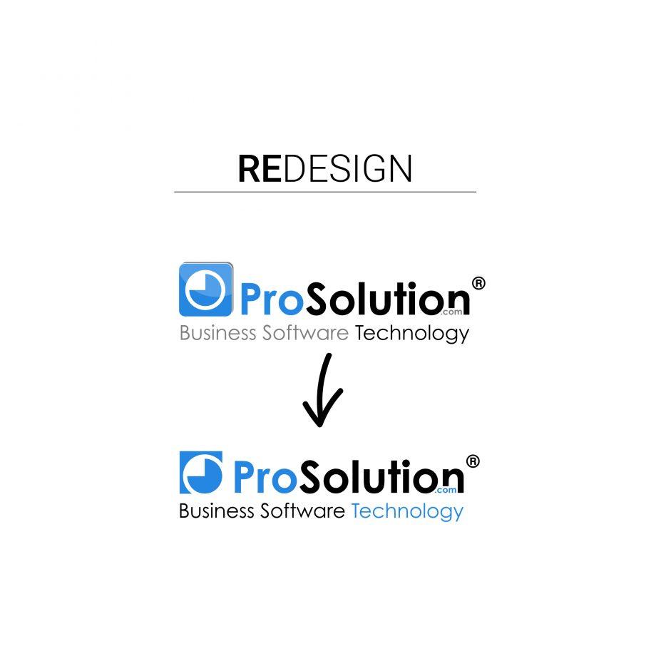 Redesign. Unternehmen entwickeln sich stets weiter. ProSolution gehört zu den führenden Software-Anbietern im Bereich Personaldienstleister.